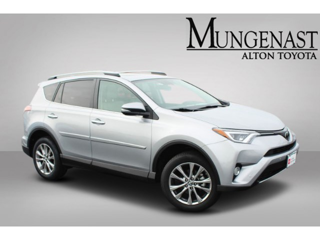 Certified Pre-Owned 2017 Toyota RAV4 LTD