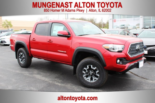 New 2019 Toyota Tacoma 4WD 4WD TRD Off Road Double Cab