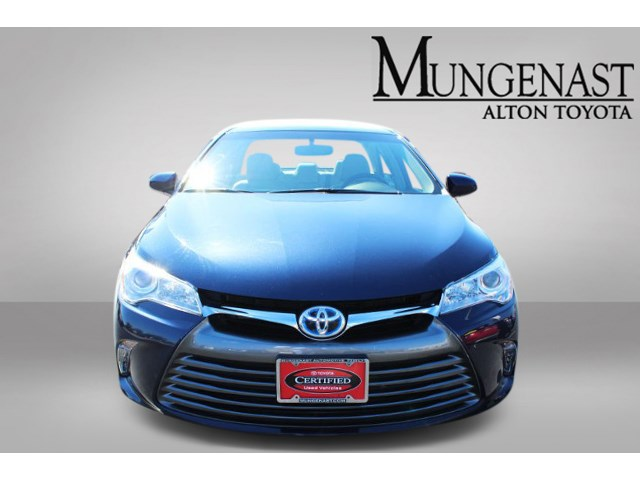 Certified Pre-Owned 2017 Toyota Camry Hybrid LE