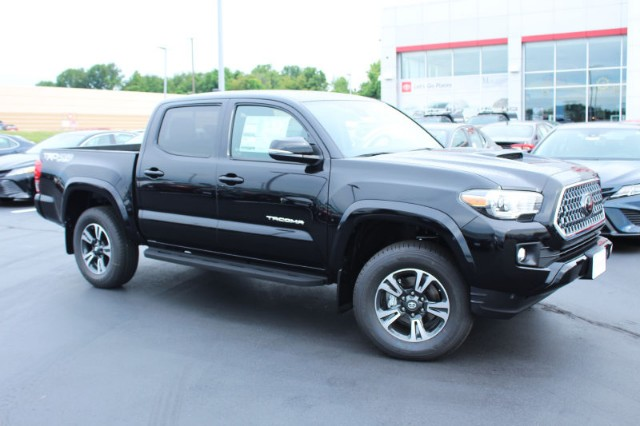 New 2019 Toyota Tacoma 4WD 4WD TRD Sport Double Cab