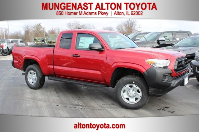 New 2020 Toyota Tacoma 4WD 4WD SR Access Cab