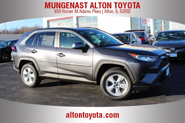 New 2019 Toyota Rav4 Xle 4d Sport Utility For Sale 13217