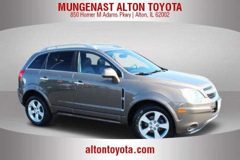Pre-Owned 2014 Chevrolet Captiva Sport LTZ