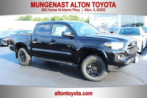 New 2019 Toyota Tacoma 4WD 4WD SR5 Double Cab
