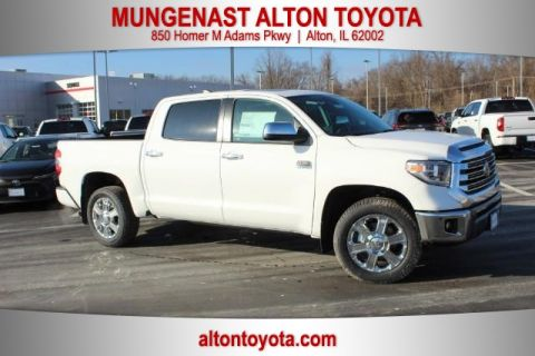 New 2020 Toyota Tundra 4WD 4WD 1794 Edition CrewMax
