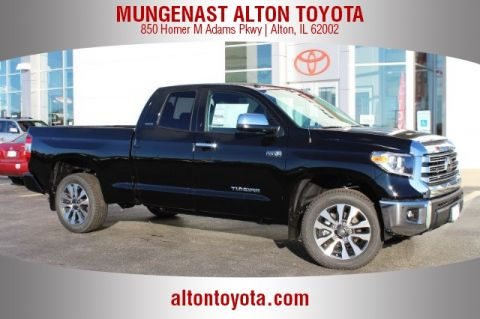 New 2019 Toyota Tundra 4WD 4WD Limited Double Cab