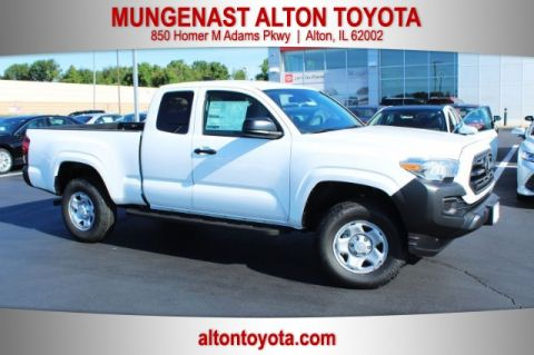 New 2019 Toyota Tacoma 2WD 2WD SR Access Cab