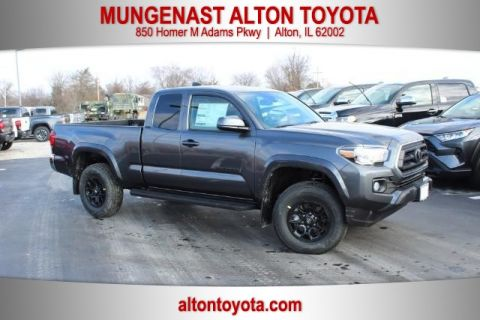 New 2020 Toyota Tacoma 4WD 4WD SR5 Access Cab