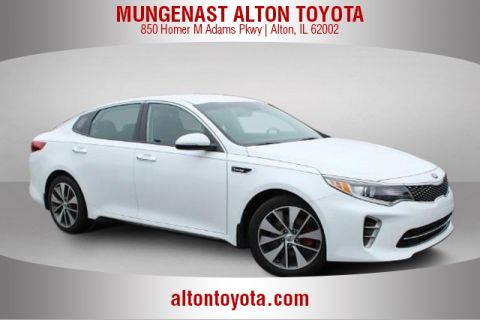 Pre-Owned 2016 Kia Optima SX