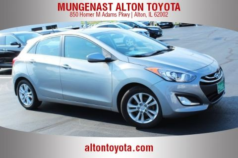 Pre-Owned 2015 Hyundai Elantra GT Base